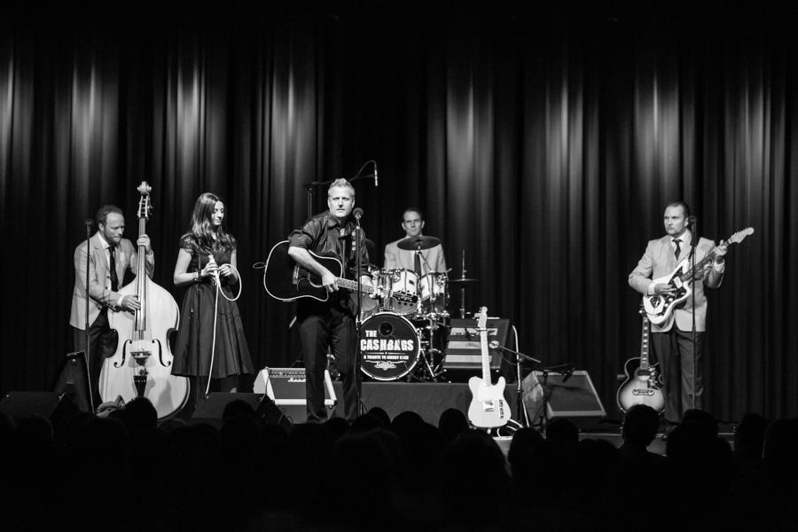 The Cashbags - Stadthalle Gelnhausen 24.09.2016